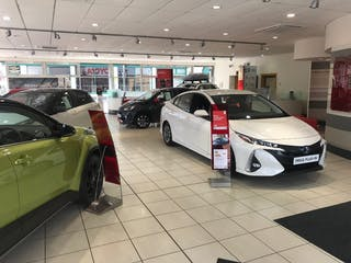 Lowestoft Toyota