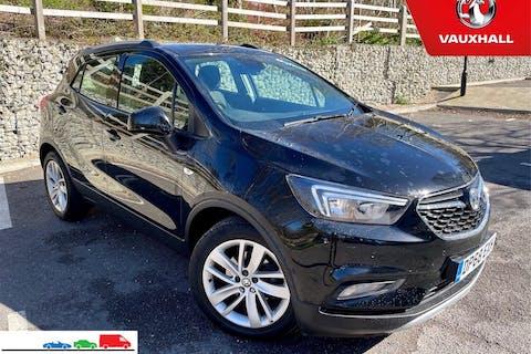 Black Vauxhall Mokka X 1.4 Design Nav Ecotec S/S 2018