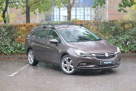 Vauxhall Astra 1.6 SRi Nav CDTi S/S 2018