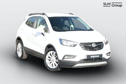 White Vauxhall Mokka X 1.4 GRiffin 2019