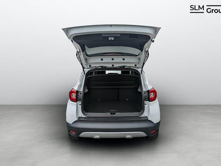 Black Renault Captur 1.5 Iconic Nav Dci 2017