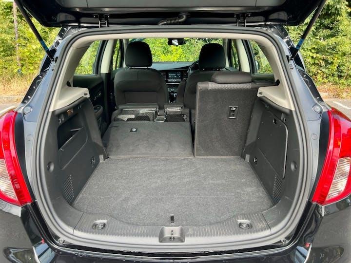 Black Vauxhall Mokka X 1.4 Active Ecotec S/S 2019