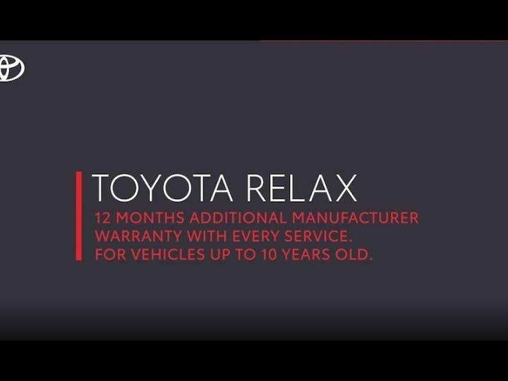 Purple Toyota Aygo VVT-i X-cite 2018