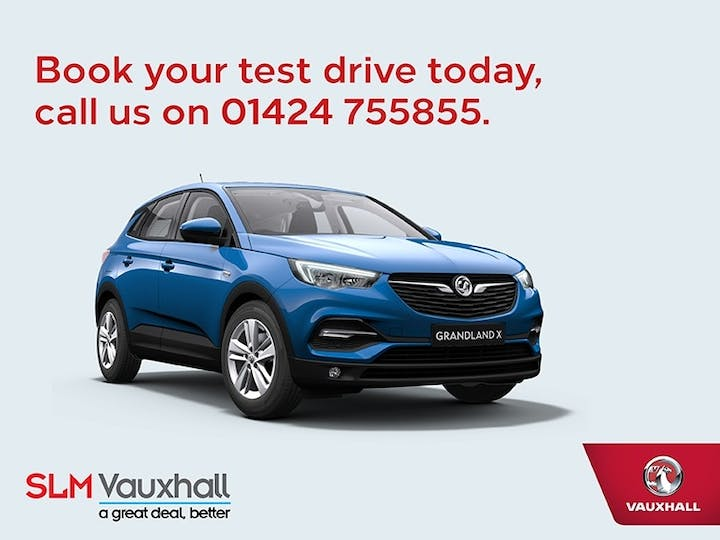 Black Vauxhall Corsa 1.4 Limited Edition S/S 2016