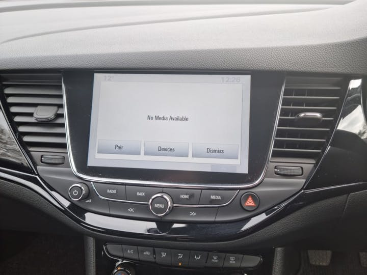 Black Vauxhall Astra 1.6 SRi Nav CDTi Ecotec S/S 2018